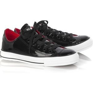Converse Chuck Taylor Patent Leather Sneakers